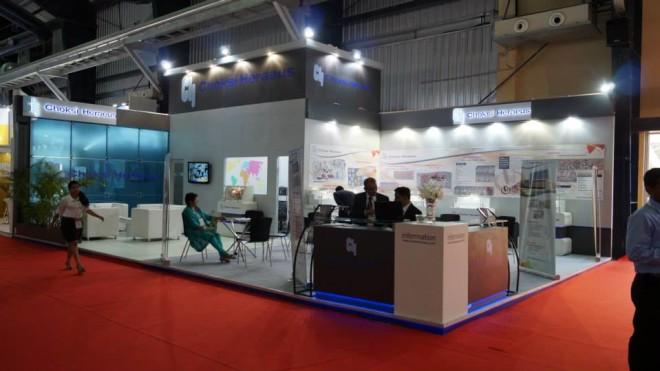 Exhibition Stall Designer Fabricator GMIC 2016