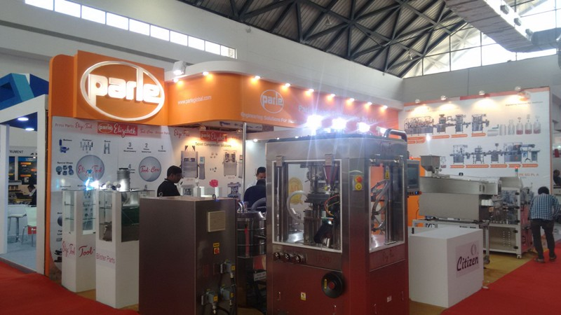 Exhibition Booth Designer in India Lab Expo