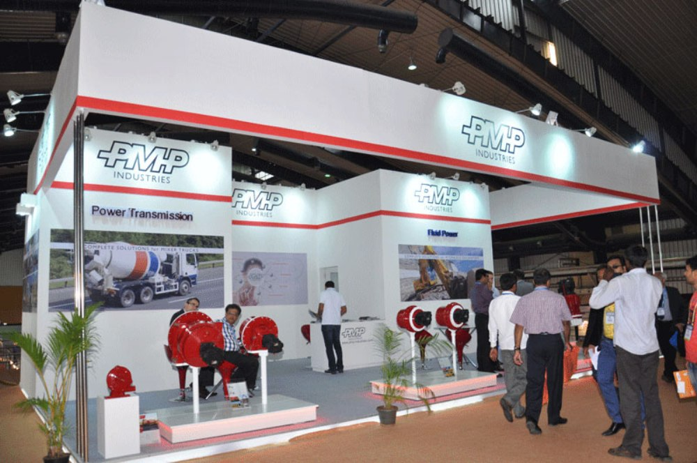 Exhibition Stall Designer and Fabricator in India