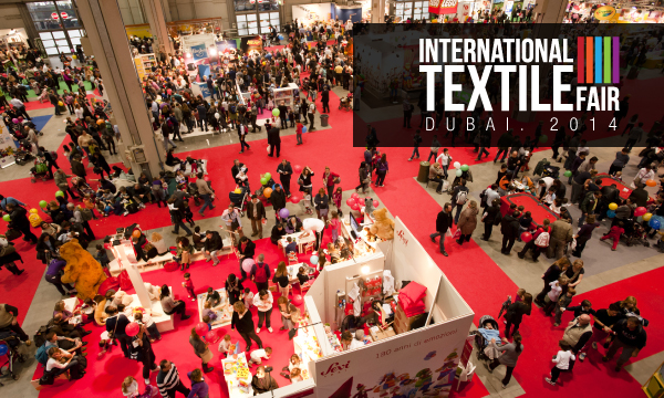 Exhibition Booth Design in International Textile Fair Dubai