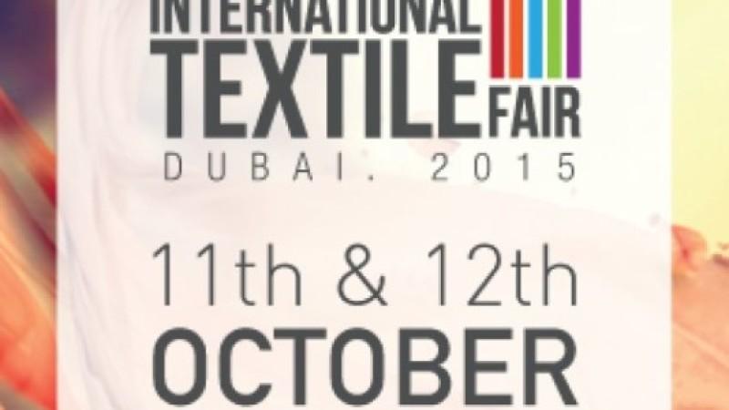 Exhibition Booth Design in International Textile Fair Dubai